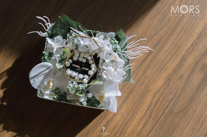 The Wedding of Steffy & Icat by MORS Wedding - 002