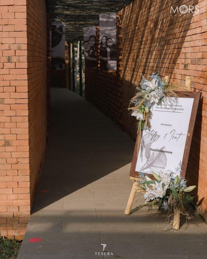 The Wedding of Steffy & Icat by MORS Wedding - 005