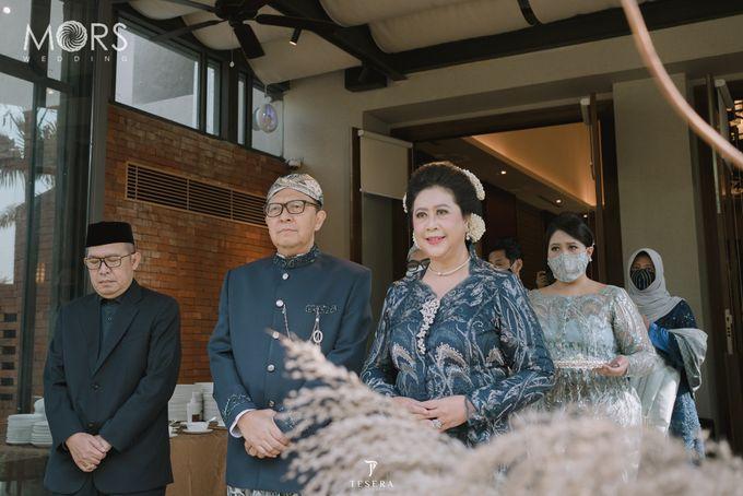 The Wedding of Steffy & Icat by MORS Wedding - 006