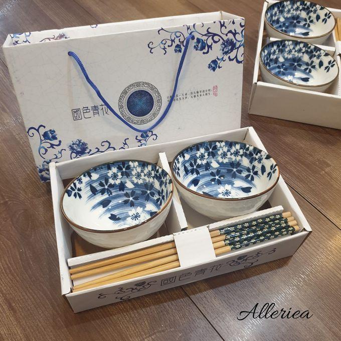 Premium Gift Set by Alleriea Wedding Gifts - 010
