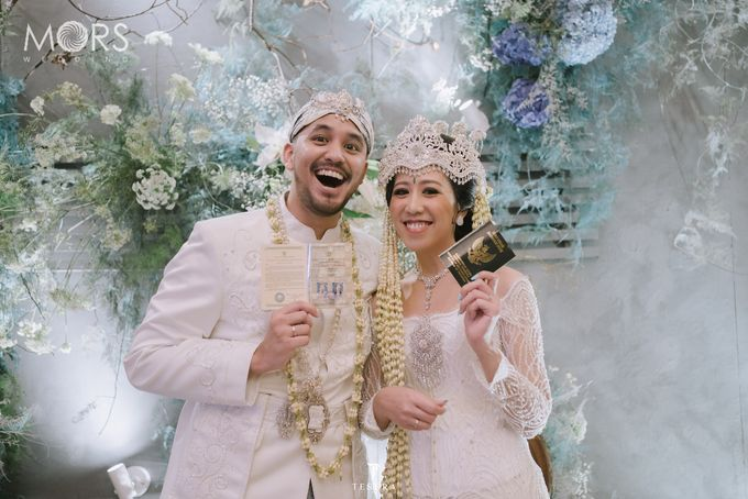 The Wedding of Steffy & Icat by MORS Wedding - 007