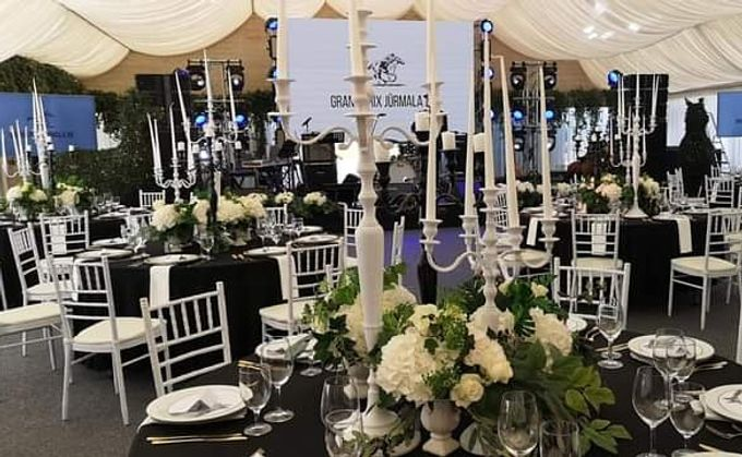 Black & White Horse Racing Grand Prix by 7 Sky Event Agency - 002