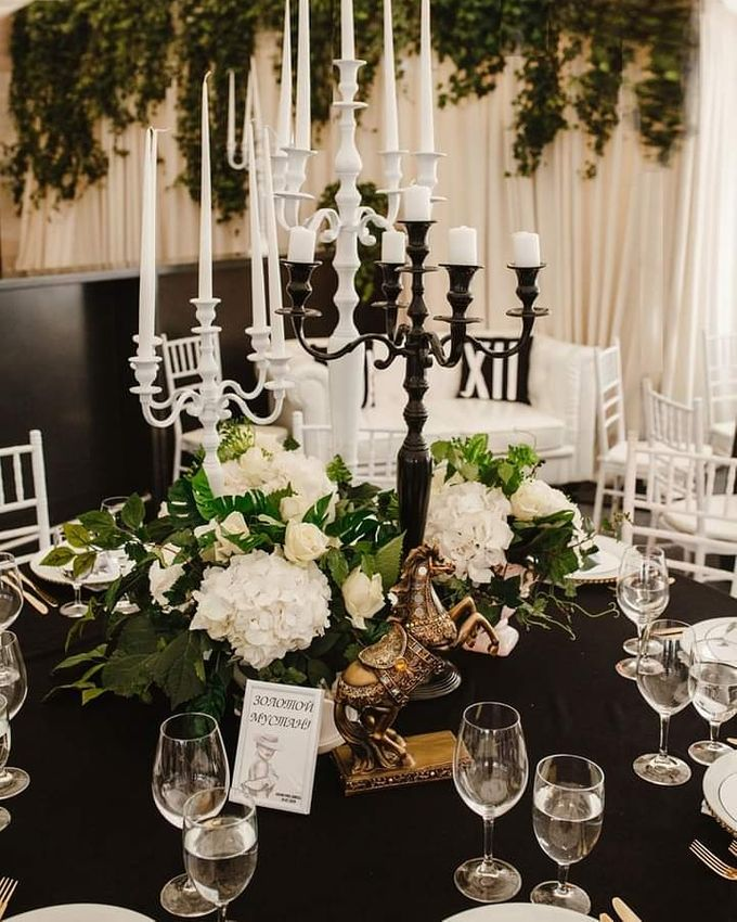Black & White Horse Racing Grand Prix by 7 Sky Event Agency - 007