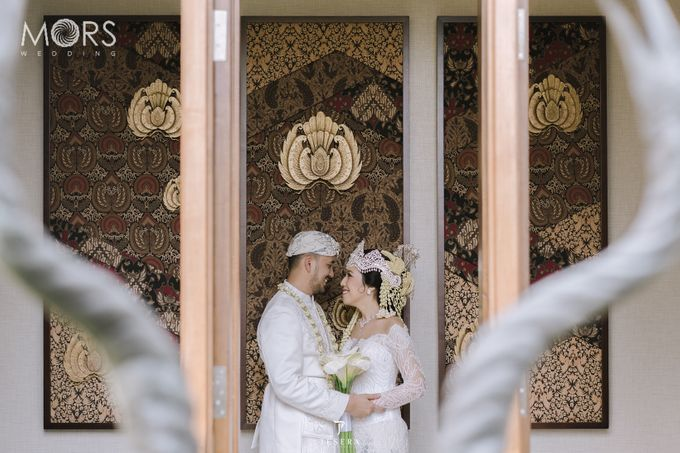 The Wedding of Steffy & Icat by MORS Wedding - 009