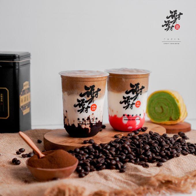 Coffee Menu by Xie Xie Boba - 006