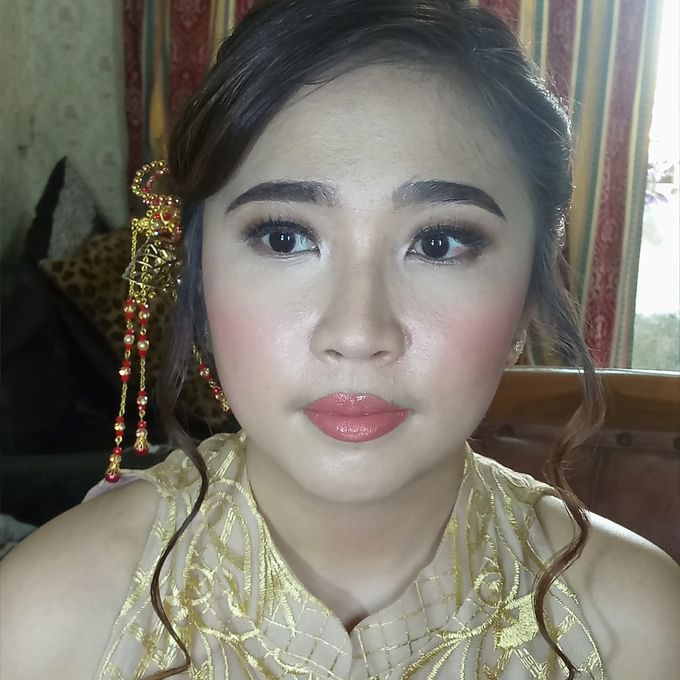 Ms. Christine Umbas Sangjit Makeup by Hana Gloria MUA - 004