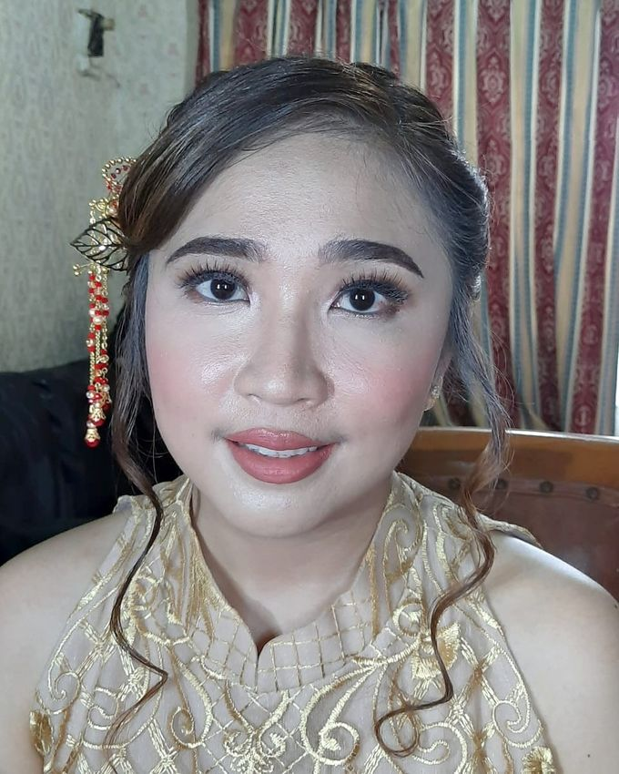 Ms. Christine Umbas Sangjit Makeup by Hana Gloria MUA - 002