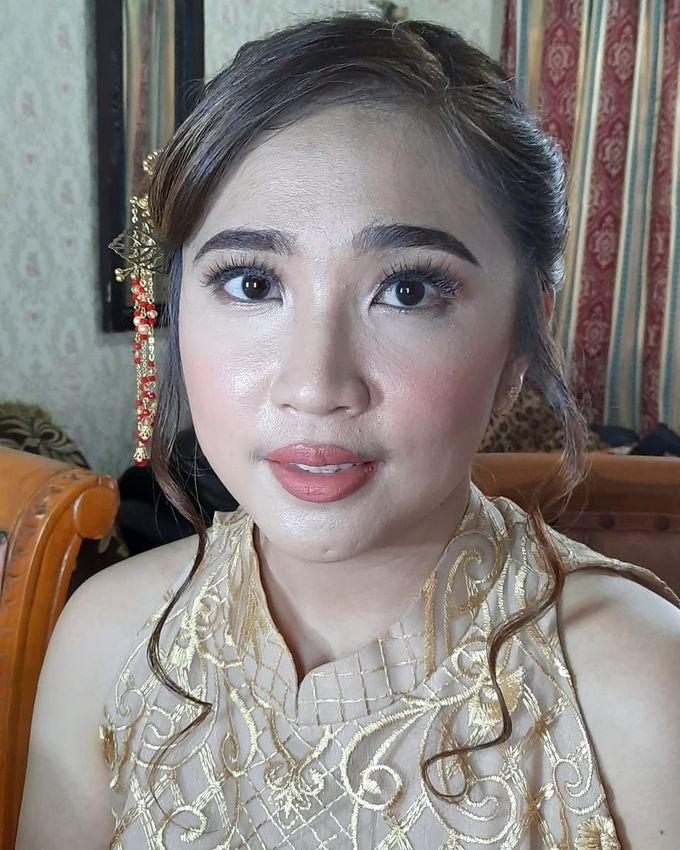 Ms. Christine Umbas Sangjit Makeup by Hana Gloria MUA - 003