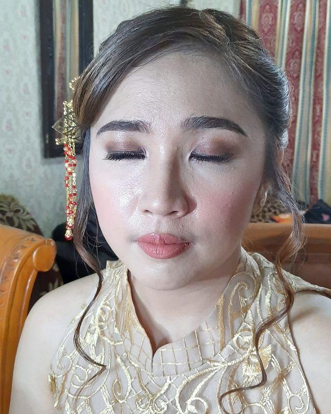 Ms. Christine Umbas Sangjit Makeup by Hana Gloria MUA - 001
