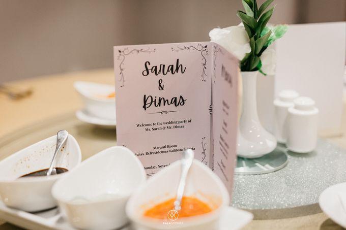 Sarah & Dhimas Intimate Wedding by newlyweds.wo - 003