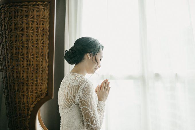 Sarah & Dhimas Intimate Wedding by newlyweds.wo - 001