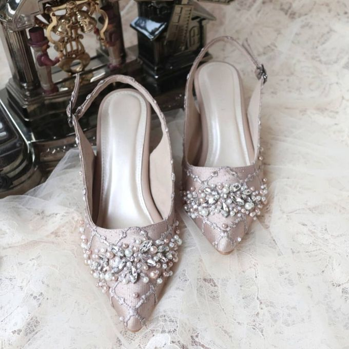 Wedding Shoes by D BRIDE - 002
