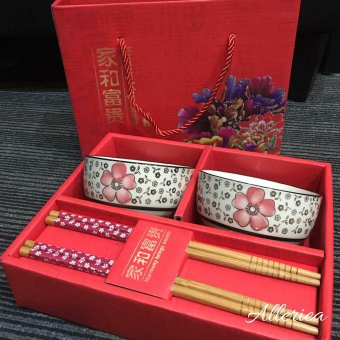 Premium Gift Set by Alleriea Wedding Gifts - 019