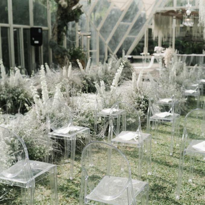 White Rustic Invitation by Pensée invitation & stationery - 005