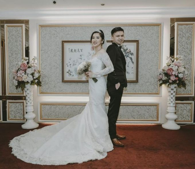 Happy wedding day Gea & Ageng by D BRIDE - 017
