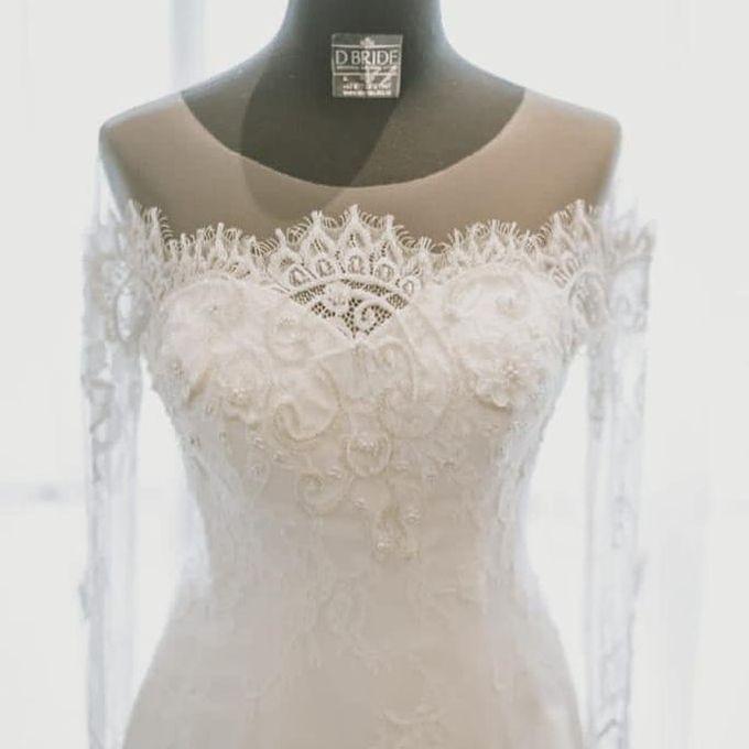 Wedding shoot of Gea & Ageng by D BRIDE - 004