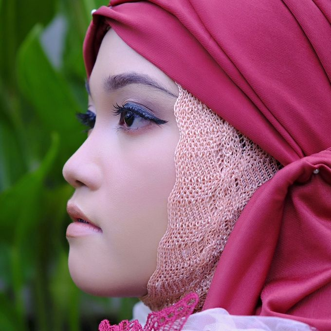 Prawedding Makeup by KIN NUMBER BEAUTY LOUNGE & STUDIO - 004