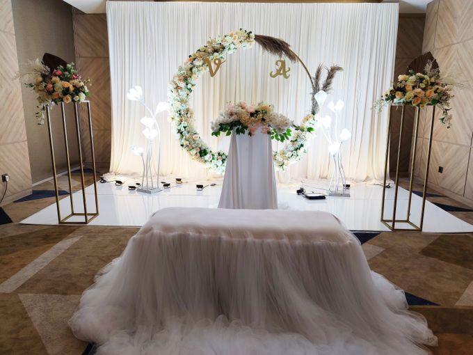 Holy Matrimony Vincent & Angel by Calysta Sangjit Decoration - 007
