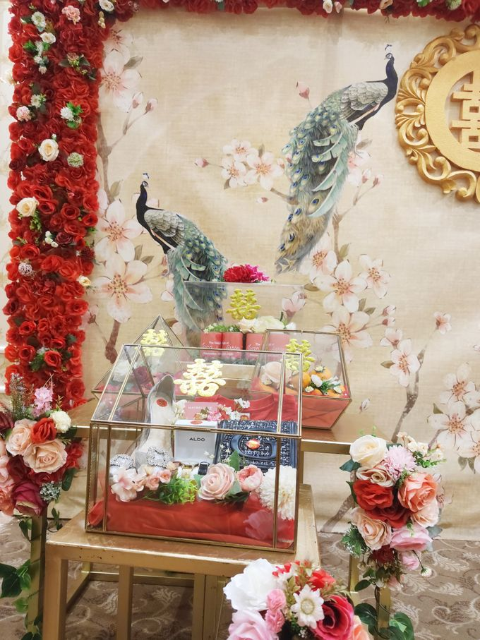 Sangjit Ivan & Ashley by Calysta Sangjit Decoration - 008