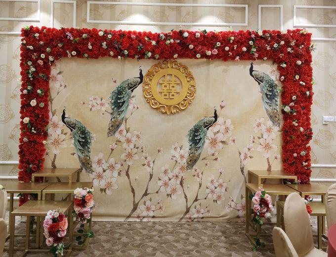 Sangjit Ivan & Ashley by Calysta Sangjit Decoration - 004