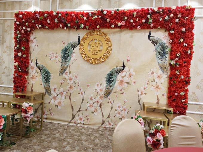 Sangjit Ivan & Ashley by Calysta Sangjit Decoration - 005