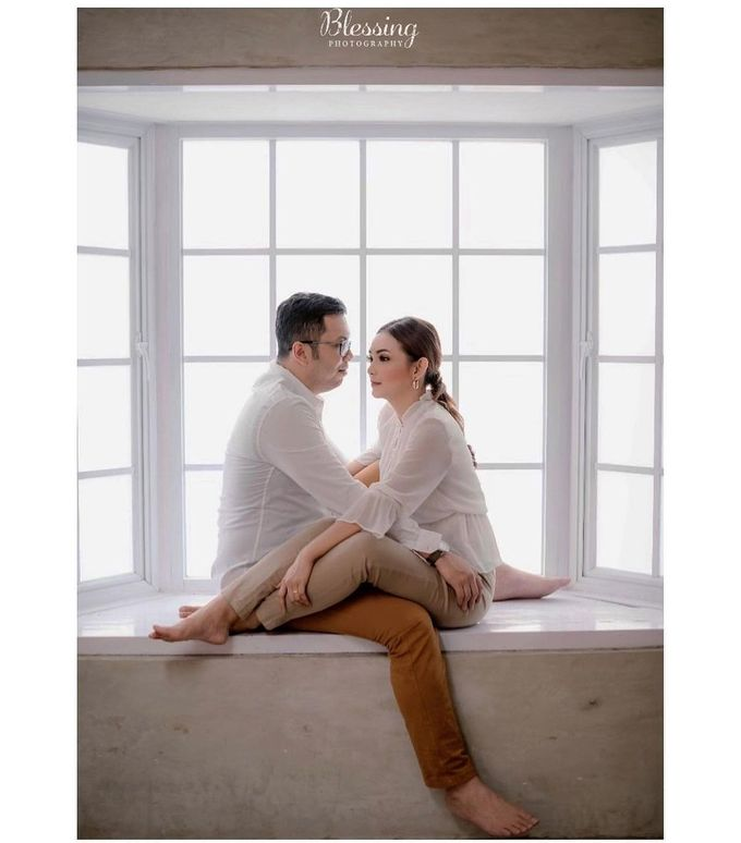 Prewedding of Akmal & Anin by MarisaFe Bridal - 002
