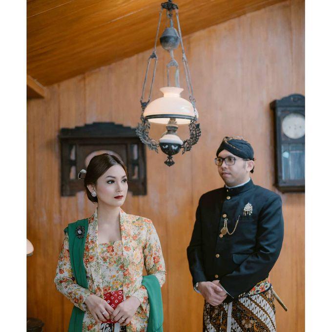 Prewedding of Akmal & Anin by MarisaFe Bridal - 003