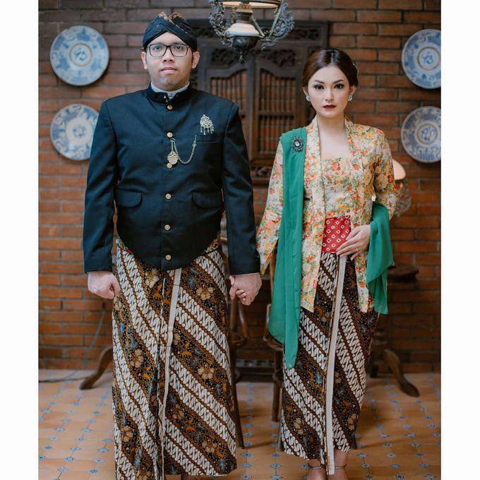 Prewedding of Akmal & Anin by MarisaFe Bridal - 008