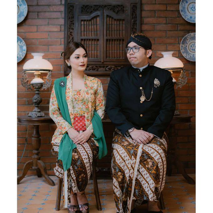 Prewedding of Akmal & Anin by MarisaFe Bridal - 010