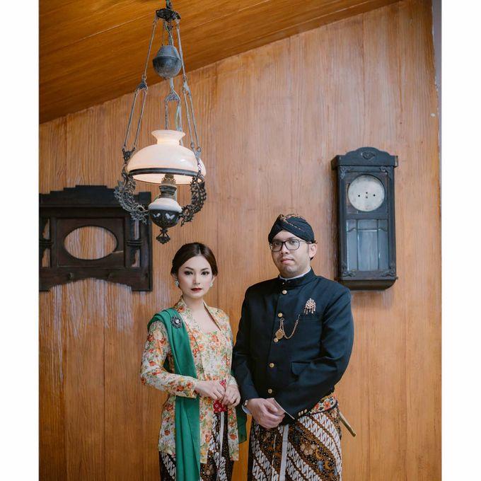 Prewedding of Akmal & Anin by MarisaFe Bridal - 004