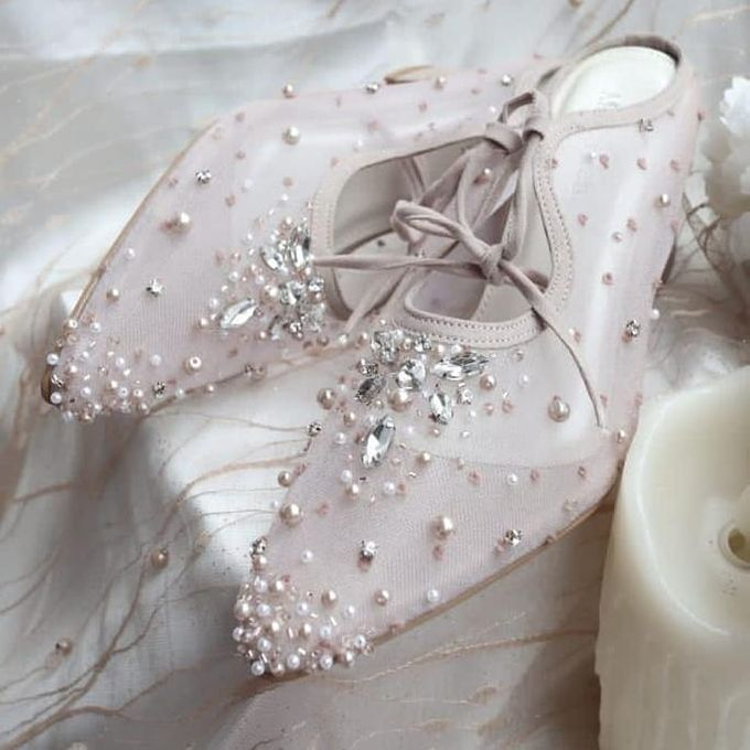 Wedding Shoes by D BRIDE - 010