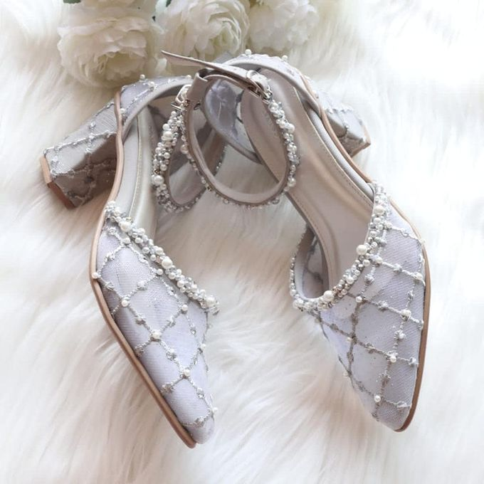 Wedding Shoes by D BRIDE - 011