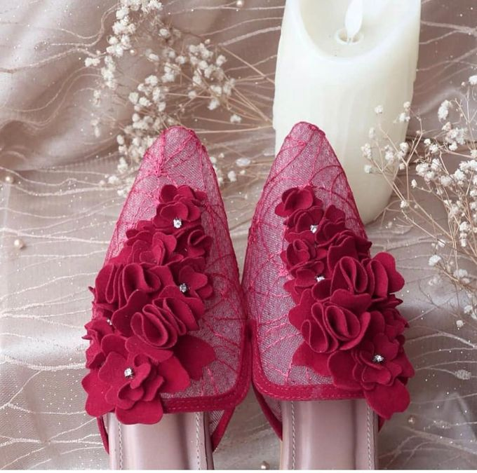 Wedding Shoes by D BRIDE - 017