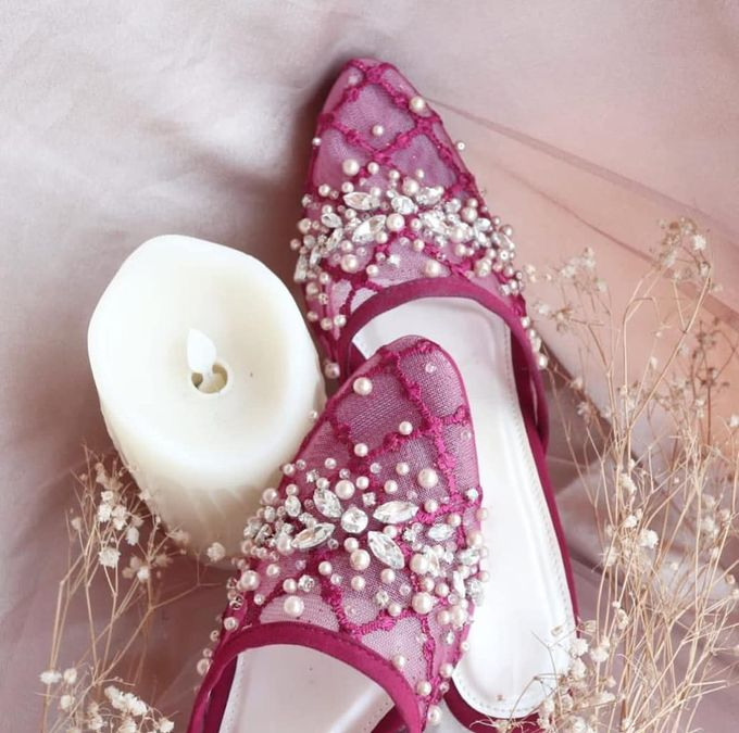 Wedding Shoes by D BRIDE - 022