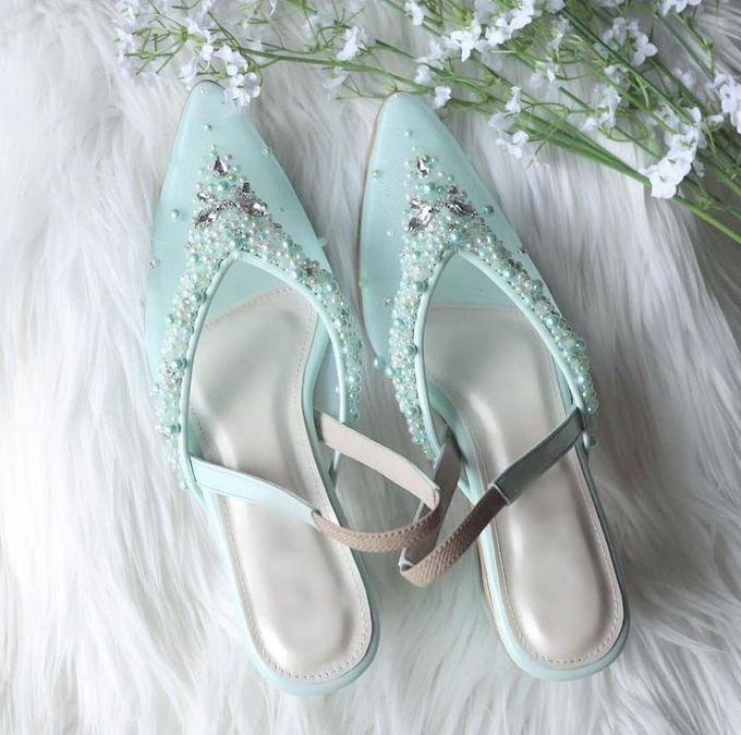 Wedding Shoes by D BRIDE - 021
