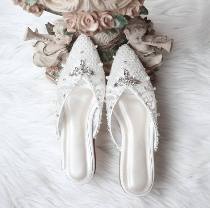 Wedding Shoes by D BRIDE - 018