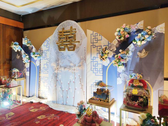 Sangjit Acung & Natalia by Calysta Sangjit Decoration - 004
