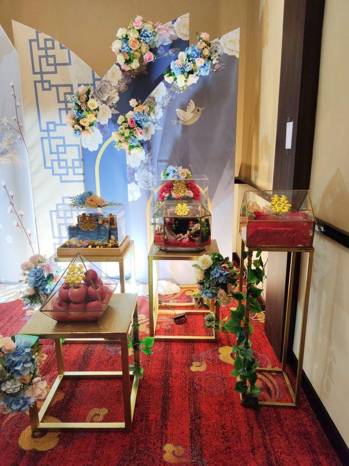 Sangjit Acung & Natalia by Calysta Sangjit Decoration - 002