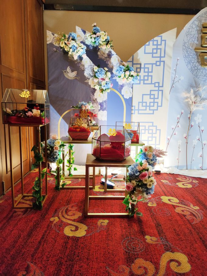 Sangjit Acung & Natalia by Calysta Sangjit Decoration - 008