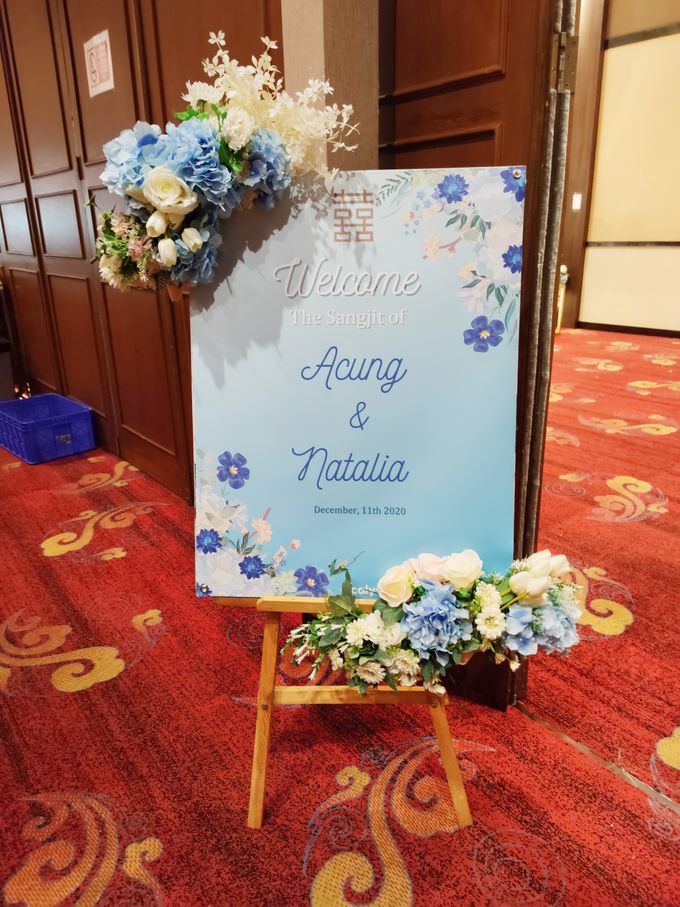 Sangjit Acung & Natalia by Calysta Sangjit Decoration - 005
