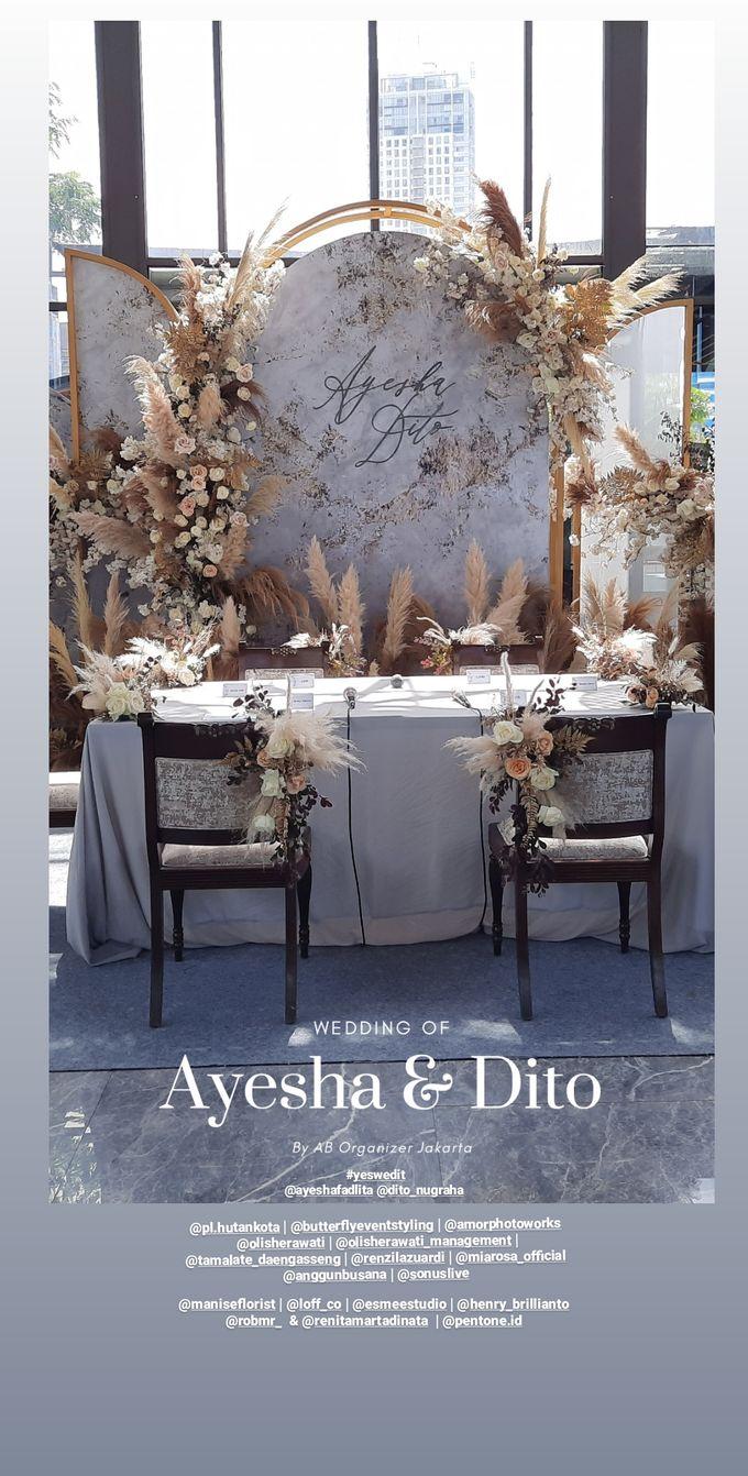 Ayesha & Dito Wedding by HENRY BRILLIANTO - 002