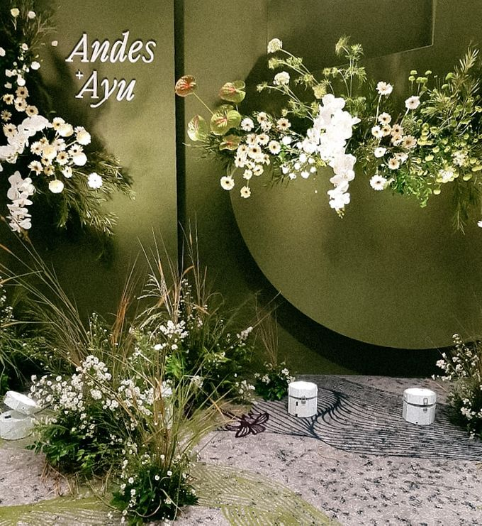 Andes & Ayu by Ame Cakery - 002