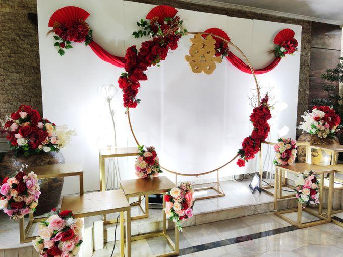 Sangjit Jocelyn & Fung by Calysta Sangjit Decoration - 007
