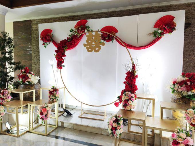 Sangjit Jocelyn & Fung by Calysta Sangjit Decoration - 001