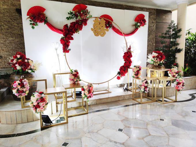 Sangjit Jocelyn & Fung by Calysta Sangjit Decoration - 004