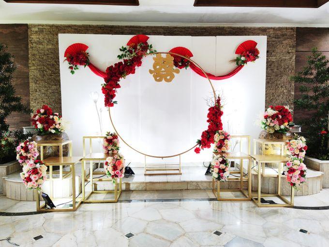 Sangjit Jocelyn & Fung by Calysta Sangjit Decoration - 006