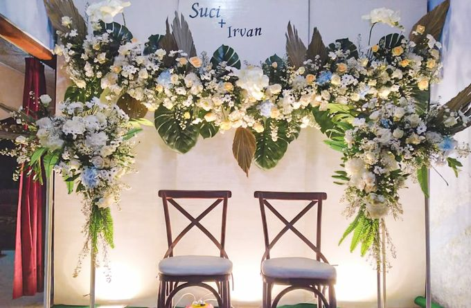 The Engagement Suci & Irvan by ARL Decoration - 003