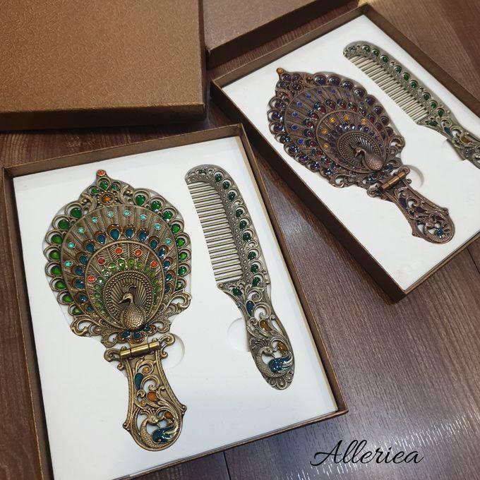 Sisir Kaca Premium by Alleriea Wedding Gifts - 006