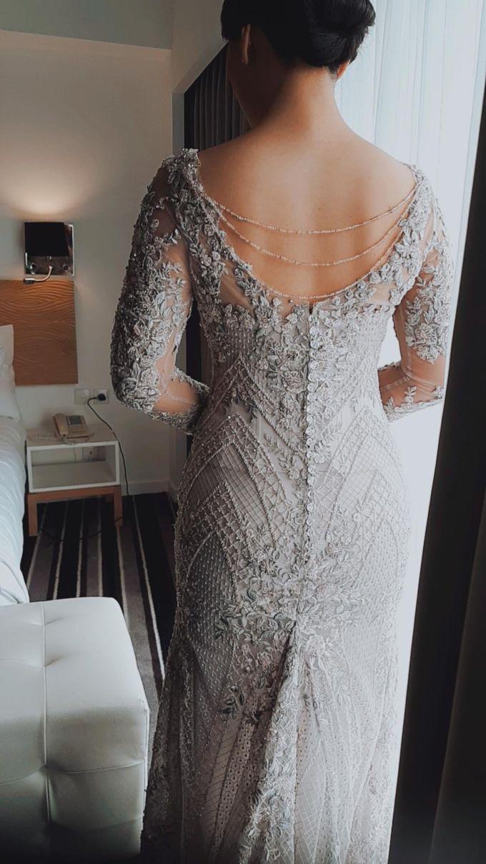 Ajeng Reception Dress by SARSA - 003