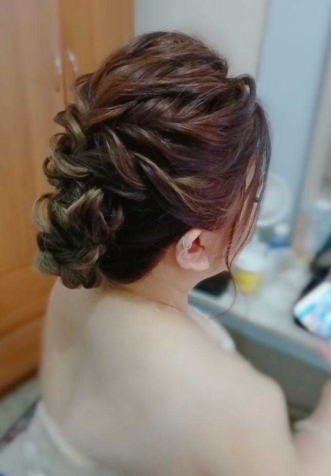 Hairdos by Shino Makeup & Hairstyling - 003